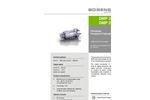 Model DMP I - Precision Pressure Transmitter - Datasheet
