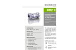 Model DMP 334I - Precision Pressure Transmitter - Datasheet