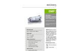 Model DMP 320 - Precision Pressure Transmitter - Datasheet