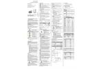 Series DCT - Pressure Transmitter - Operating Manual