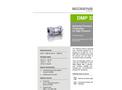 Model DMP 334 - Industrial Pressure Transmitter for High Pressure - Datasheet