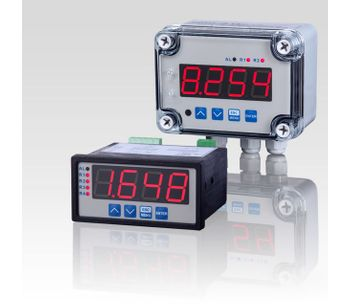 BD Sensors - Model CIT 300 - Process Display with Contacts and Analogue Output