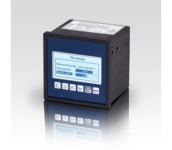 BD|Sensors - Model CIT 600 - Multichannel Process Display with Contacts