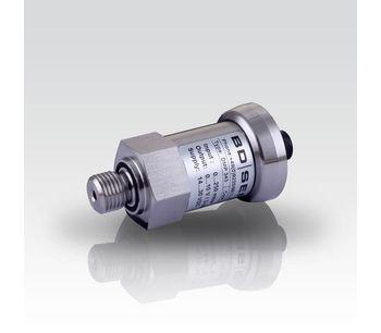 DMP 343 - Model DMP 343 - Pressure Transmitter DMP 343