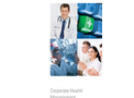 Occupational Health Management Brochure