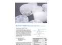 bioFAS - Moving Bed Biofilm Reactor (MBBR) Systems