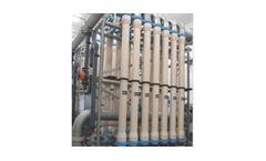 Model BioPULSE Airlift - Tubular Membrane Systems