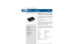 CMOS - Model IT-K1-16480 - 16K Single Line Monochrome Brochure
