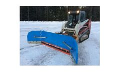 DeSite - Model BSP 8-12 - Big Mouth Snow Pushers