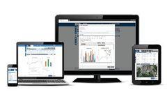 Instantel - Version Vision - Cloud-Based Web Hosting Application Software