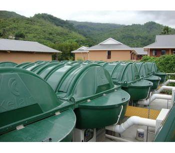 Bannow - Model BMS - Aerotor Treatment Plants