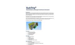 Triqua - Moving Bed Biofilm Reactor (MBBR) - Brochure