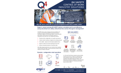 Engica - Version Q4 - Safety Process Software Brochure