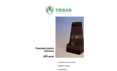 Piston Vibrators NTP Serie Brochure