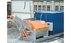 BIBKO ComTec - Model I, II - Mobile Recycling System