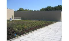 Windidrain - Green Roof Paving Elements