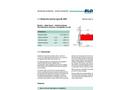 Blobel - Type BL/BST - Retention Barrier - Brochure