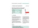 Blobel - Type BL/BST-EX - Retention Barrier - Brochure