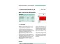 Blobel - Type BL/BTL-SB - Retention Barrier - Brochure
