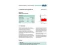 Blobel - Type BL/ST - Retention Barrier - Brochure