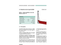 Blobel - Type BL/BED - Retention Barrier - Brochure