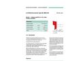 Blobel - Type BL/BDD-KB - Retention Barrier - Brochure