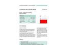 Blobel - Type BL/BHS-M - Retention Barrier - Brochure