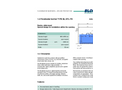 Blobel - Type BL/HTL-TR - Floodwater Barrier - Brochure