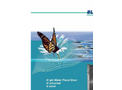 Blobel - Type BL/HHS - Manually Rotating Barrier Systems - Brochure