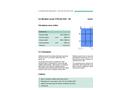 Blobel - Type BL/FAP–P2 - Window Barrier Cover Plate - Brochure