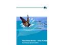 Blobel - Type BL/HWS-K - Automatic Flood Barrier - Brochure
