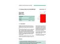 Blobel - Type BL/KMS-625 - Channel Inflow Cover - Brochure