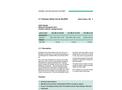Blobel - Type BL/KSP - Channel Inflow Cover - Brochure