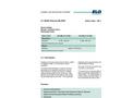 Blobel - Type BL/SAP - Shaft Closure Element - Brochure
