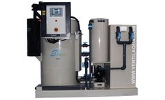 VentilAQUA Blue - Model VAMED - Discontinuous (Batch) Operating Wastewater Treatment Plant