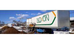 Noxon - Complete Mobile Dewatering Plant