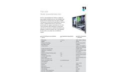 Model TSB 003 - Seawater Desalination Box Brochure