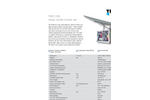 Model TWS 300 - Mobile Solar Powered Water Treatment System Brochure