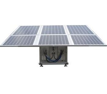 Model TBS 300 - Mobile Solar Powered Water Desalination System