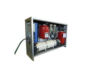 Model TWB 003 - Water Treatment Box