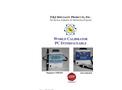 F&J - World Calibrator - Brochure
