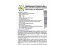 F&J - Model DF-60810-MHV Series - Mega High Volume Air Sampler System - Brochure
