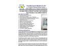 F&J - Model GAS-60810-MHVE (220 - 240 VAC) - Global Mega High Volume Air Sampling System - Brochure