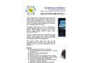F&J Econoair - Medel Plus L-5P - Personal Air Sampler - Brochure