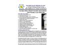 F&J - Medel GAS-MHV300 - Mega High Volume Air Sampler System - Brochure