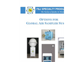 F&J - Options for Global Air Sampler Systems - Brochure