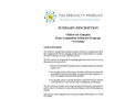 F&J - Global Air Sampler Data Acquisition Software Program GASdaq - Brochure
