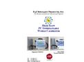 F&J - High Flow PC Interfaceable World Calibrator - Brochure