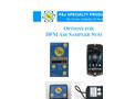 Options for DFM Air Sampler Systems  - Brochure