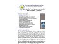 F&J - GAS-22E - Global Low Volume Air Sampler (200 – 240 VAC) - Brochure